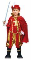 Детский карнавальный костюм Принц серии Карнавалия фирмы Остров игрушки, костюм принца, пажа, костюм французского придворного, вельможи, детские карнавальны костюмы, для мальчиков